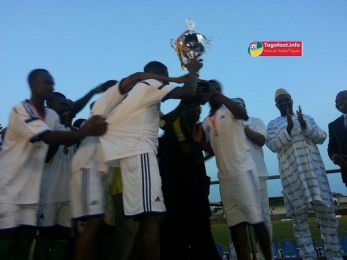 Koroki remporte la coupe de l'indépendance devant le favori l'As Togo Port