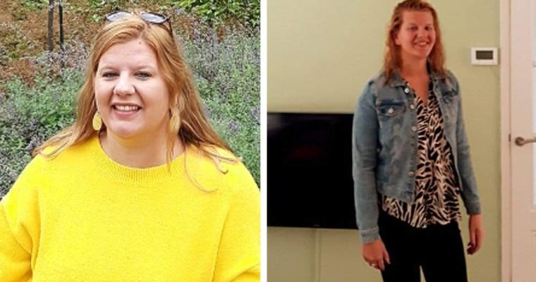 Hoe Margot van der Pol 30 kilo in 7 maanden tijd afviel