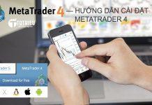 Hướng dẫn cài đặt và sử dụng MetaTrader 4