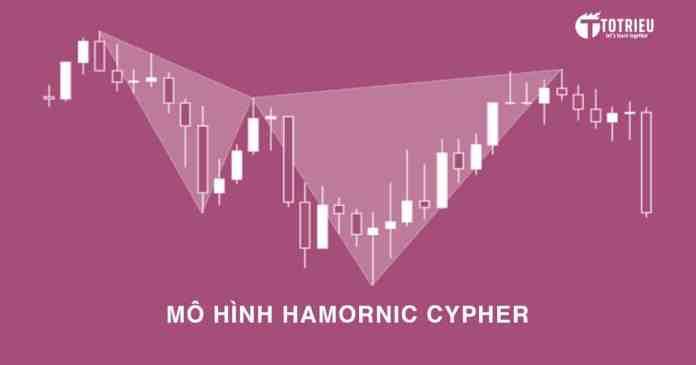Mô hình Harmonic Cypher: Xác định mô hình, tìm điểm vào lệnh, Take Profit, Stop Loss hiệu quả