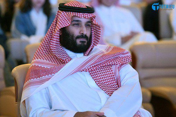 Thái tử Mohammed bin Salman của Saudi Arabia