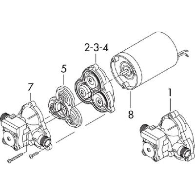 Water Pressure System Pumps : , Reliable Source of Nissan