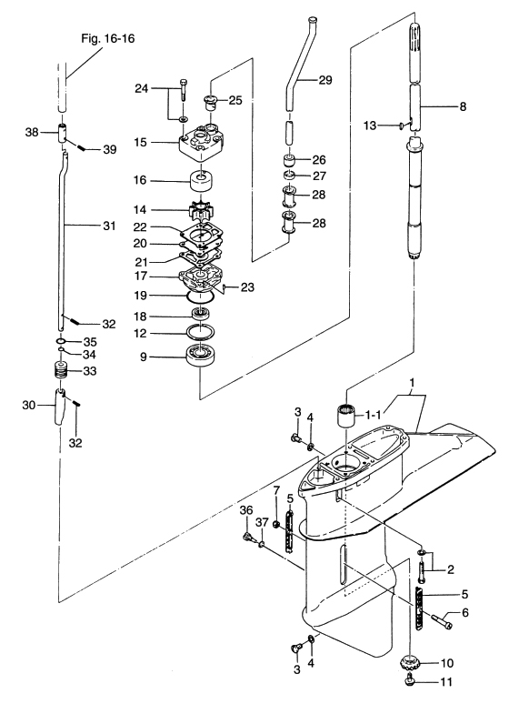 14. GEAR CASE (DRIVE SHAFT) : , Reliable Source of Nissan