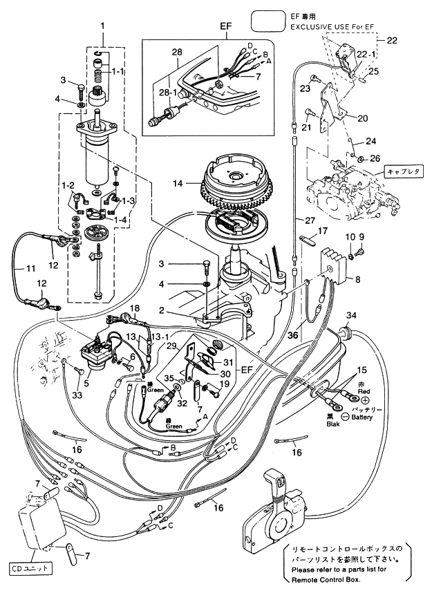 17. OPTIONAL PARTS ELECTRIC STARTER : , Reliable Source of