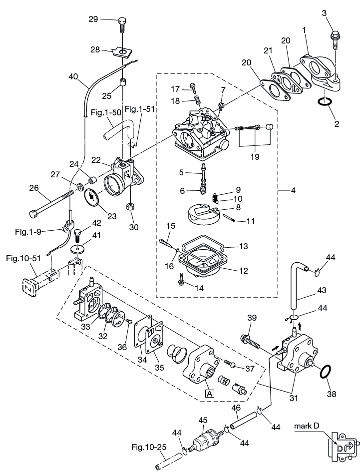 4. CARBURETOR & FUEL PUMP : , Reliable Source of Nissan