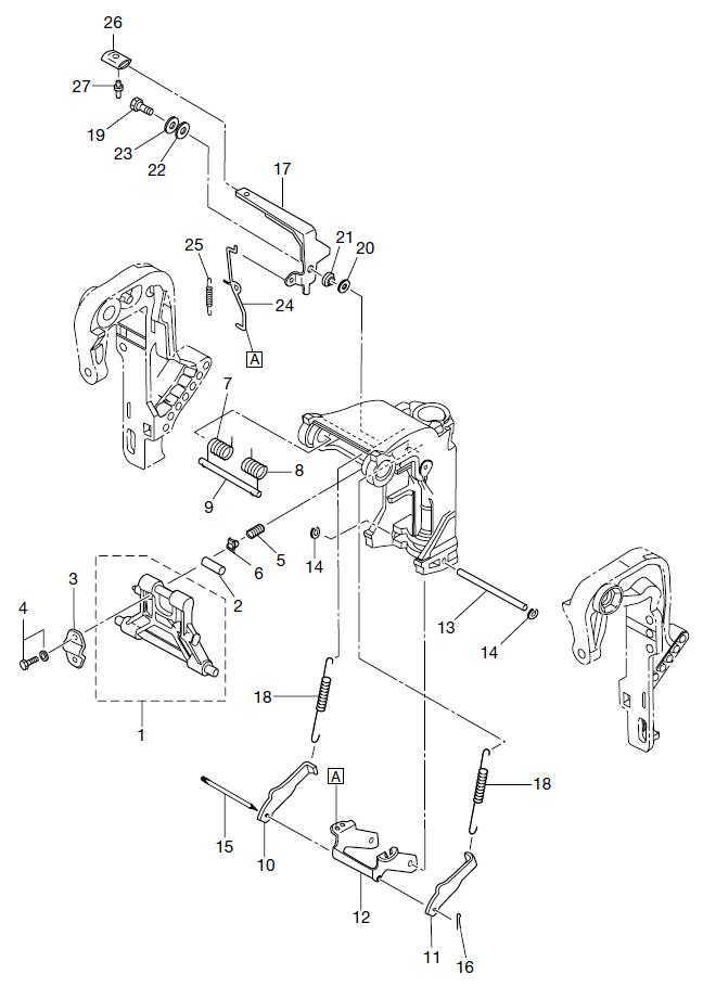 19. MANUAL TILT (M MODEL) : , Reliable Source of Nissan