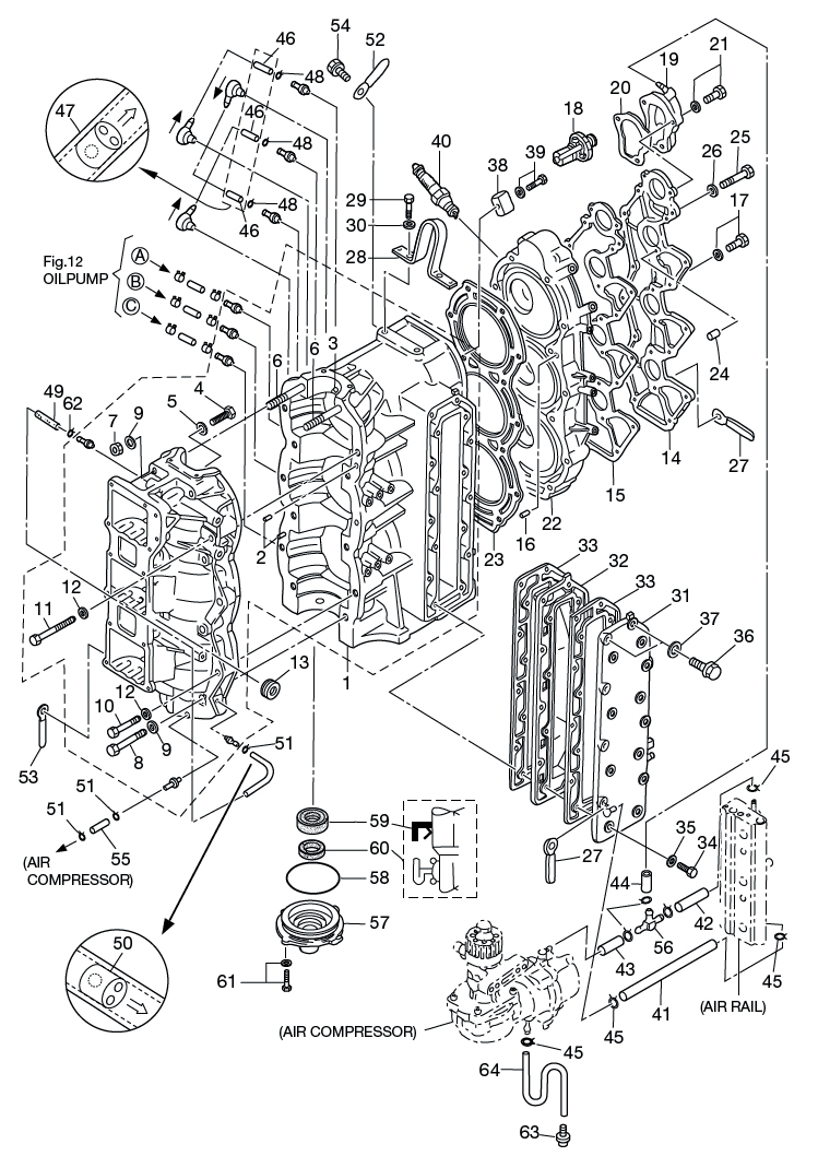 1. CYLINDER & CRANK CASE : , Reliable Source of Nissan