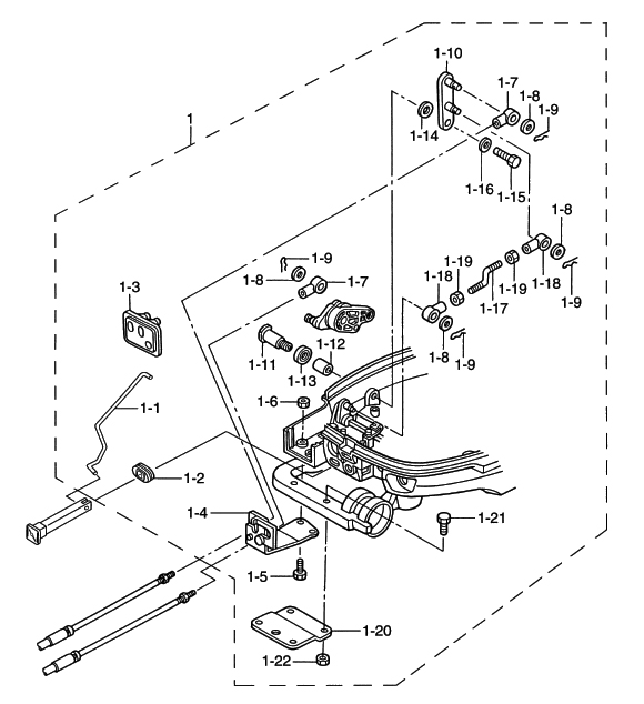 22. OPTIONAL PARTS (REMOTE CONTROL FOR F TYPE