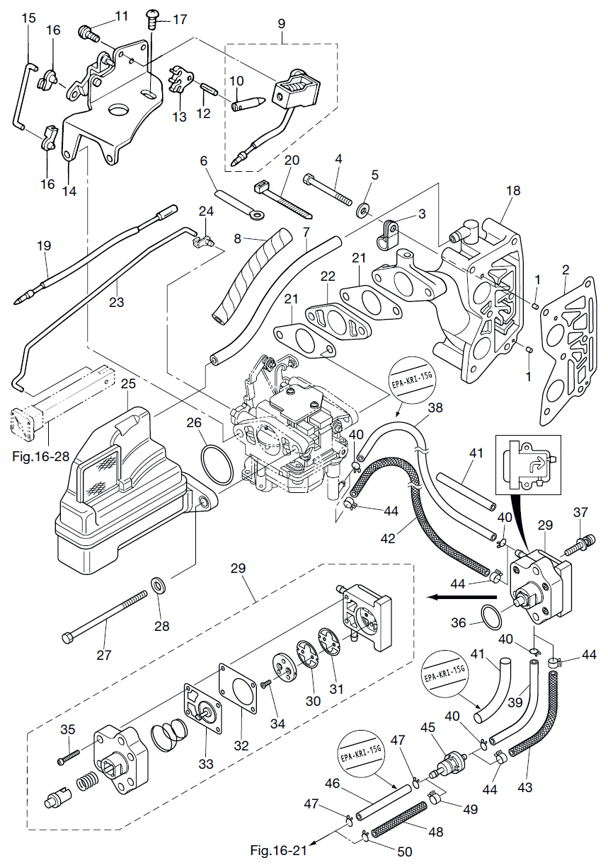 5. INTAKE MANIFOLD & FUEL PUMP : , Reliable Source of
