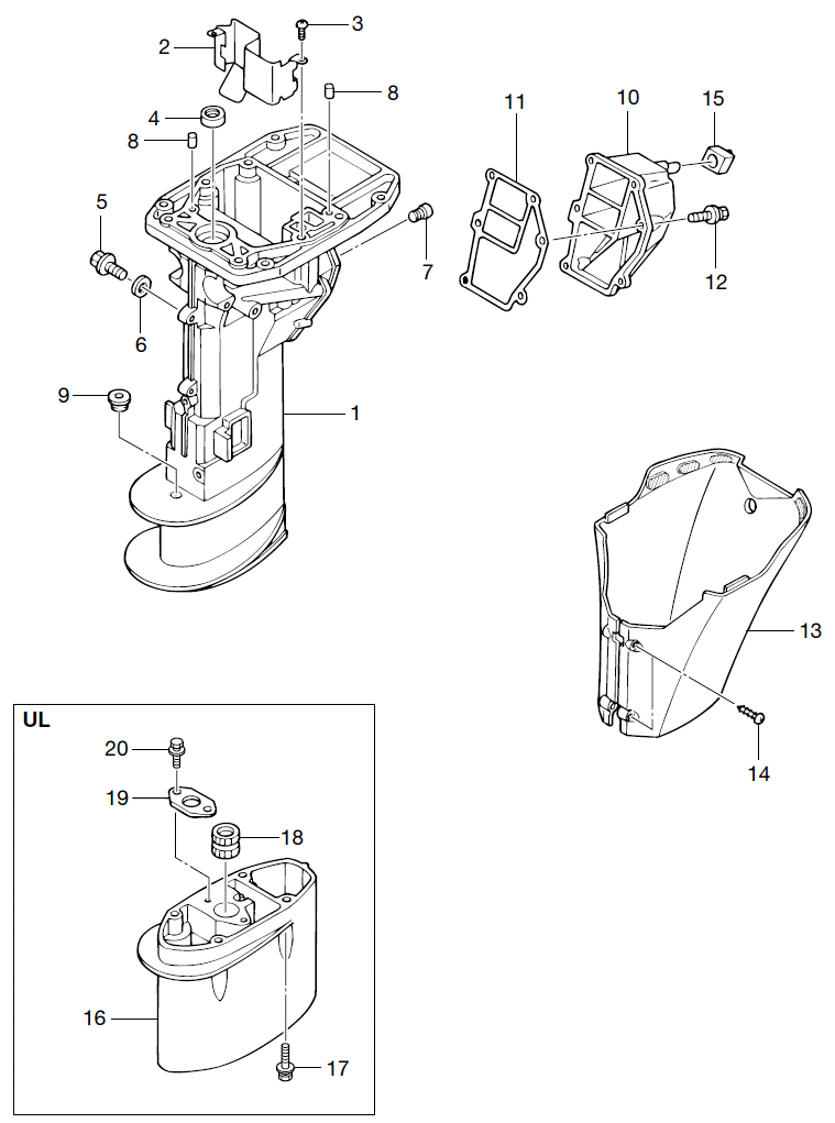 9. DRIVE SHAFT HOUSING : , Reliable Source of Nissan