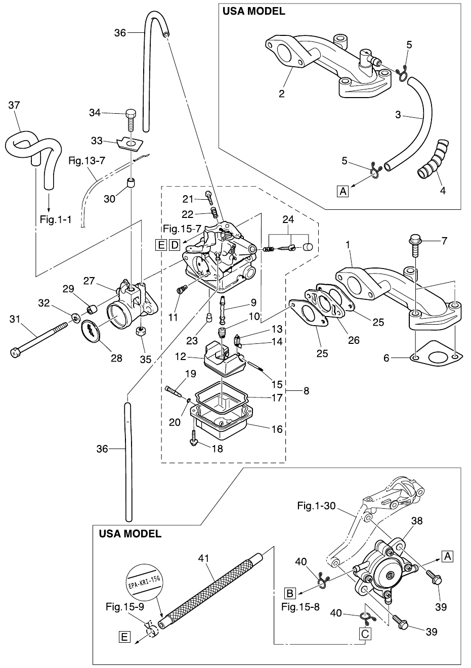 4. INTAKE MANIFOLD & CARBURETOR : , Reliable Source of