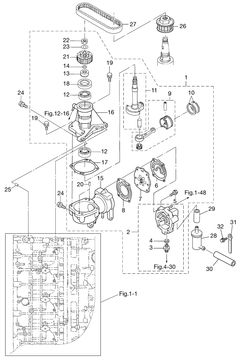 5. AIR COMPRESSOR : , Reliable Source of Nissan Tohatsu