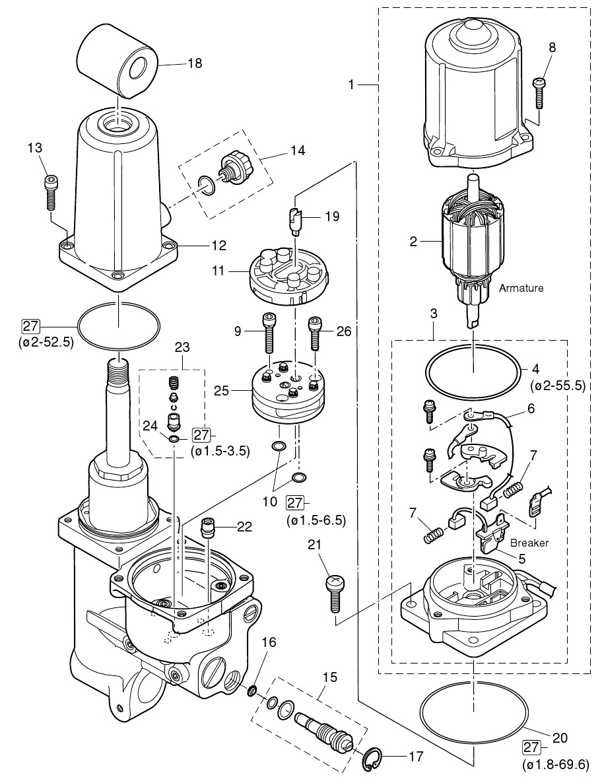 14. POWER TRIM & TILT : , Reliable Source of Nissan