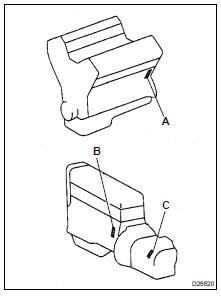 Toyota Highlander Service Manual: Identification