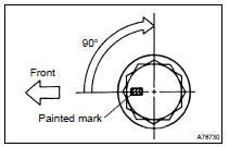 Toyota Highlander Service Manual: Cylinder head gasket NO