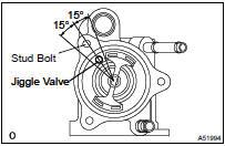 Toyota Highlander Service Manual: Thermostat (3MZ-FE