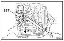 Toyota Highlander Service Manual: Automatic transaxle ASSY