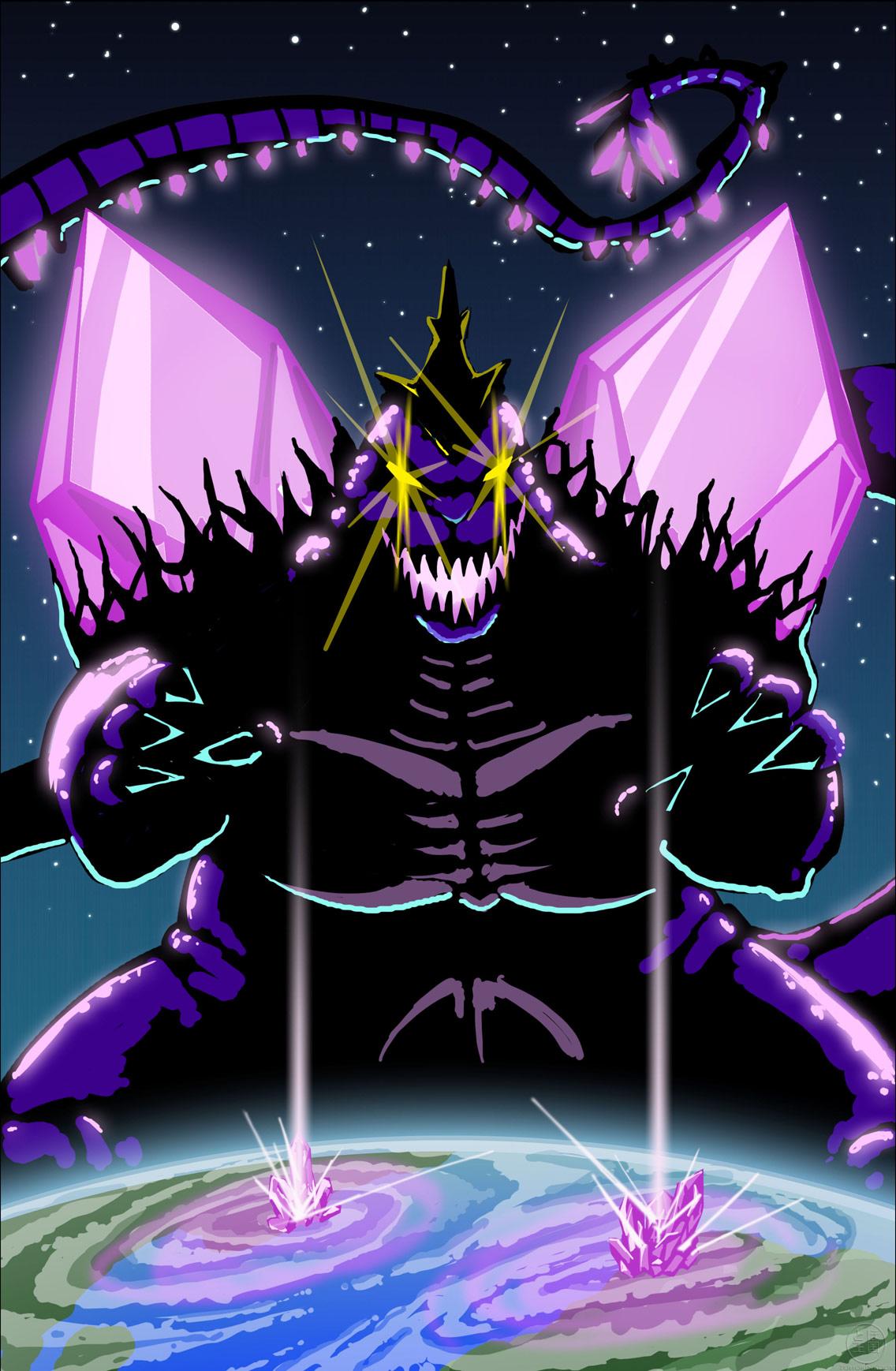 Project G  Godzilla Unleashed Double Smash