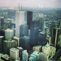 Observation Decks Cn Tower Canada