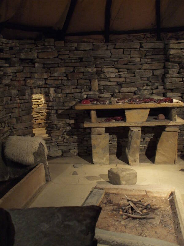 Neolithic Toilets  StoneAge Toilets