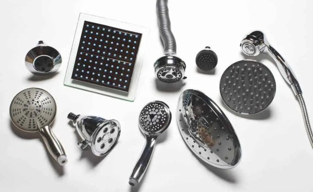 Types of Showerheads