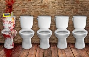 1-flush