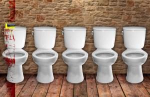half flush