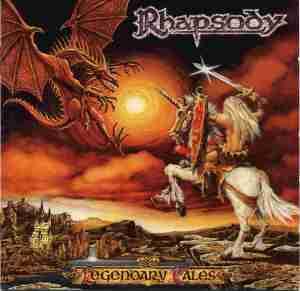 Rhapsody - Legendary Tales