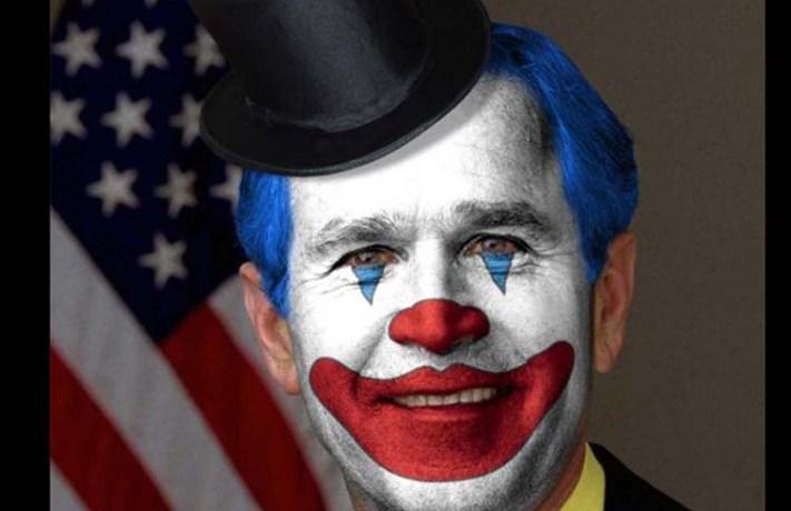 george-w-bush-clown-23684