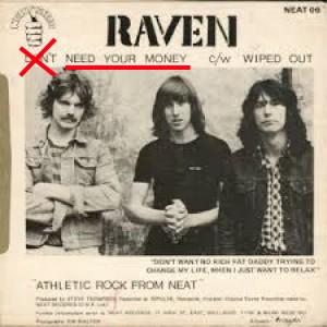 Raven Needs Your Money