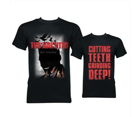 TheHauntedShirtStains