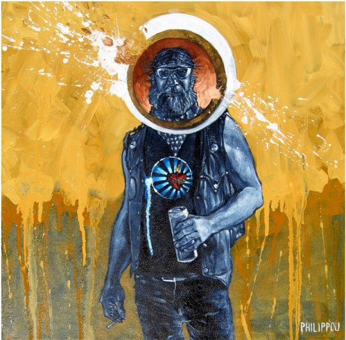 tony-philippou-jesus-piece-biker