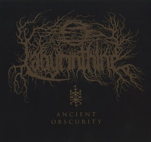 Labyrinthine - Ancient Obscurity - Labyrinthine- Ancient Obscurity Logo