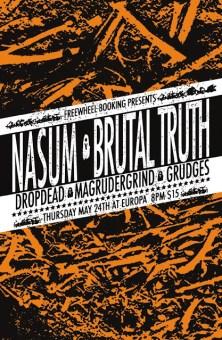 Nasum flyer