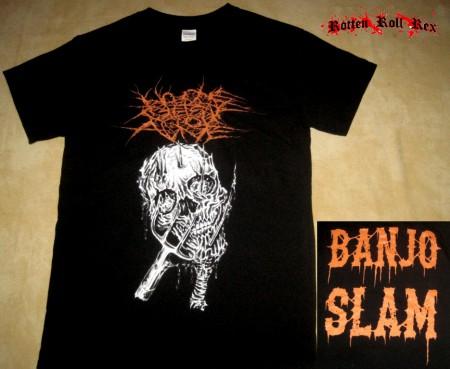 NOONEGETSOUTALIVE-BanjoSlam-T-Shirt