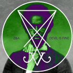 Zeal and Ardor - Devil Is Fine - cover