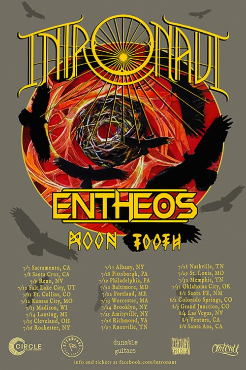 Intronaut-Entheos-Moon-Tooth-tour