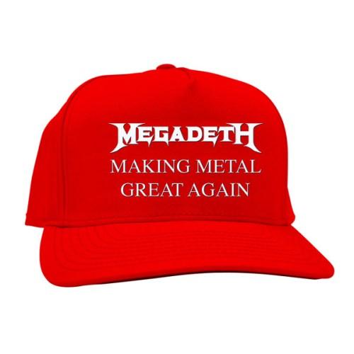 MegadethTrumpHat