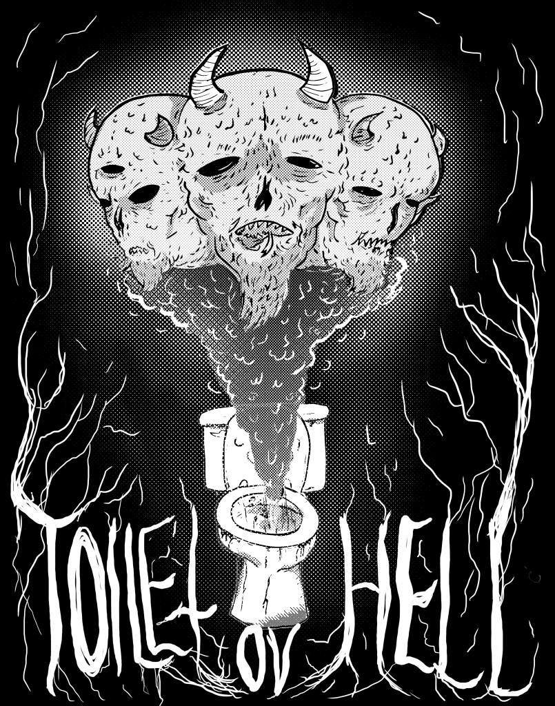 toilet ov hell shirt