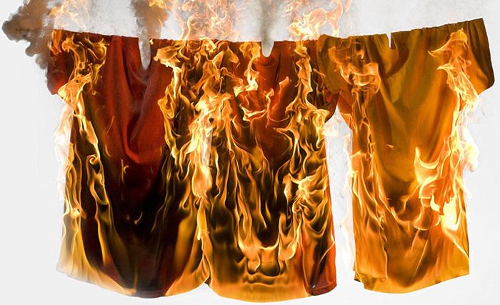 burningshirt