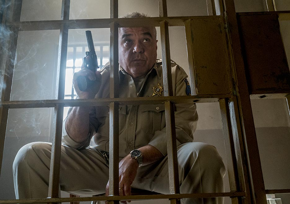 W. Earl Brown as Hugo Root - Preacher _ Season 1, Episode 9 - Photo Credit: Lewis Jacobs/Sony Pictures Television/AMC
