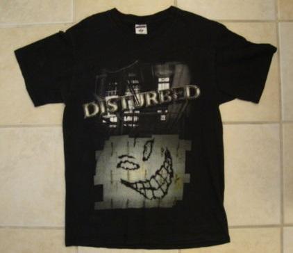 disturbedwall