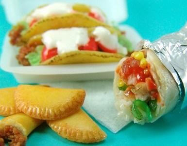 Mini-burrito