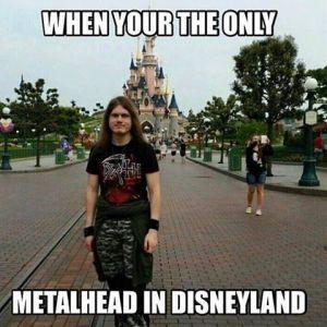 Metalhead Disneyland
