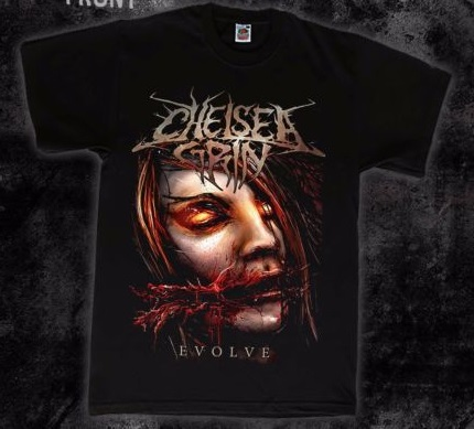cec18dc9 Chelsea Grin aka the band that isn't Asking Alexandria, but might as well  be, come at us with all the carefully crafted creativity and subtlety that  they ...