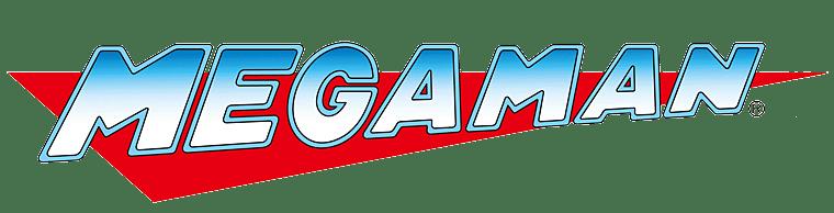 classic mega man logo