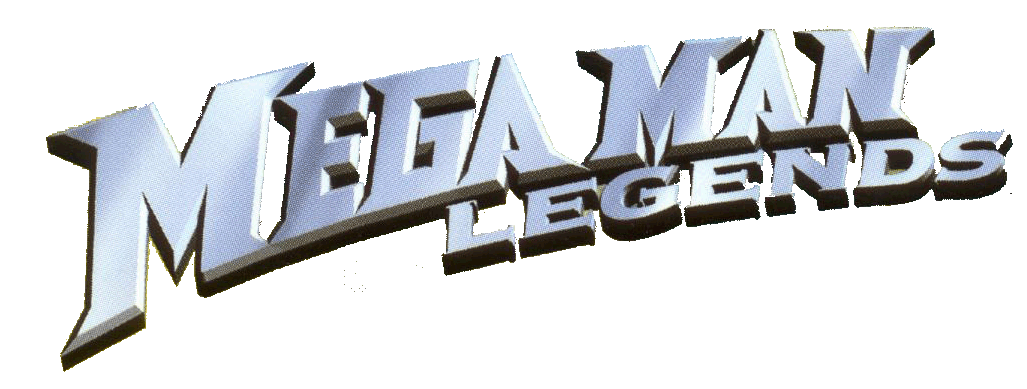 mega man legends logo