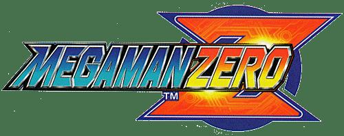 mega man zero logo