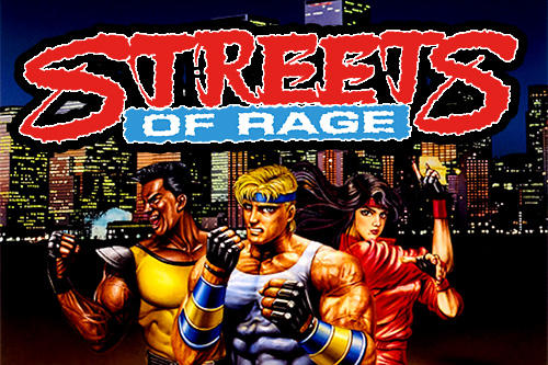 streets of rage title