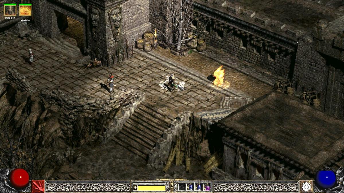 diablo II gameplay